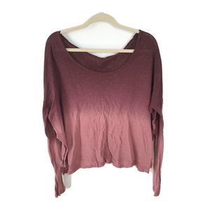 Free People We The Free Starry Night Ombre Top